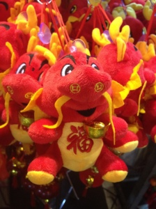 Dragon from last years CNY celebrations